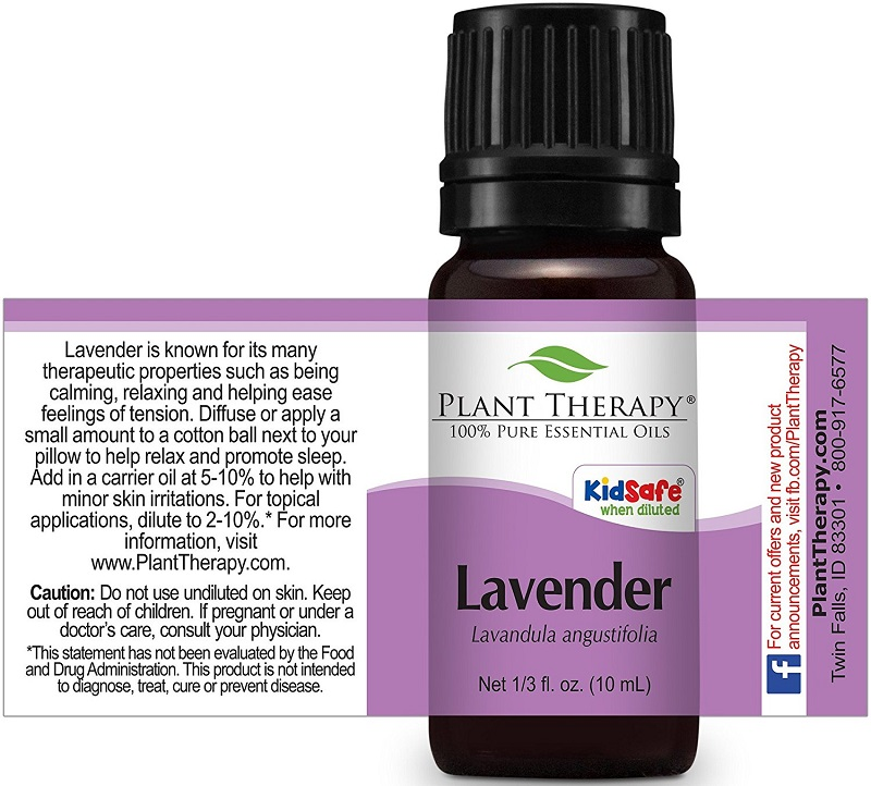 Plant Therapy Lavender 10ml