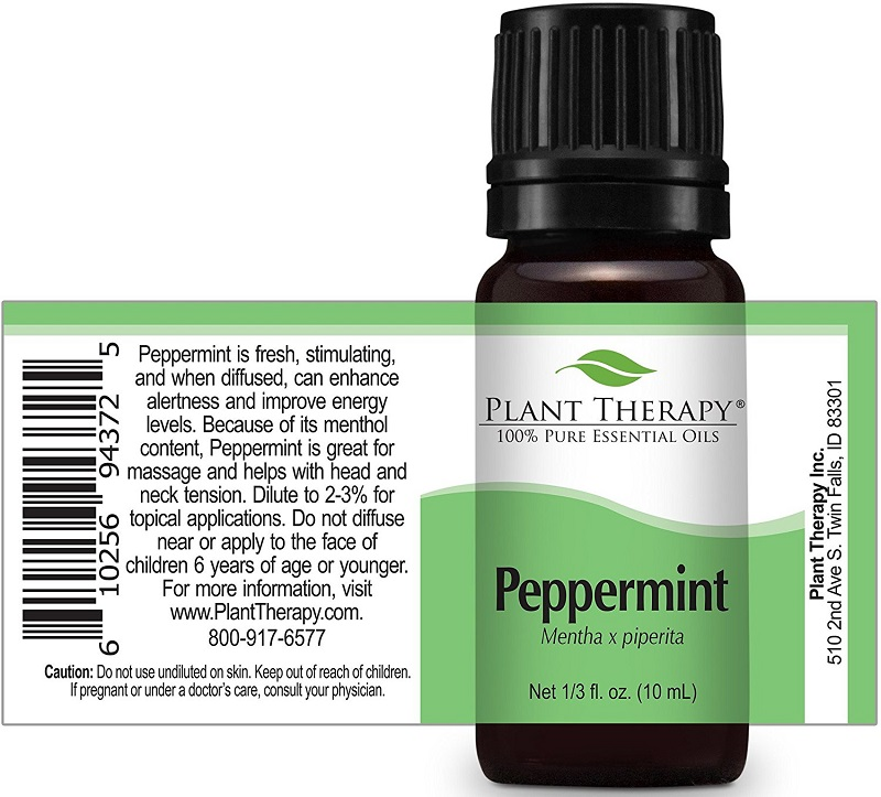 Plant Therapy Peppermint 10ml