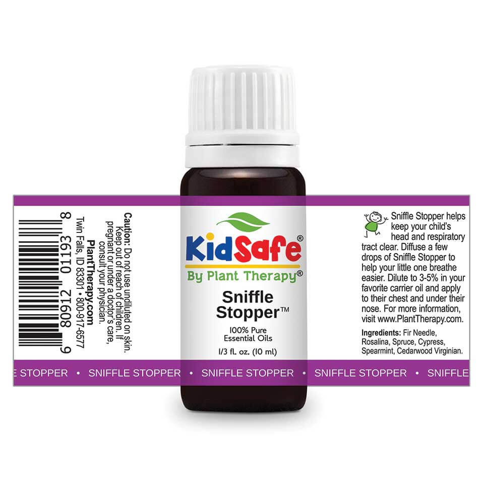 Sniffle Stopper KidSafe by Plant Therapy