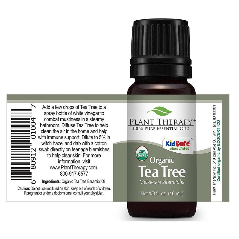 Plant Therapy Organic Tea Tree