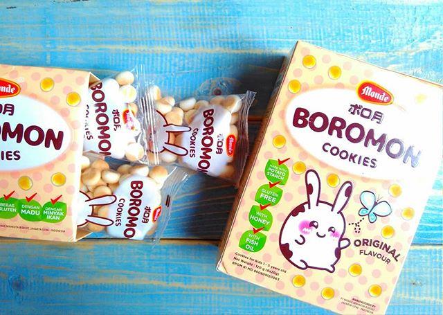 Boromon Cookies by Monde