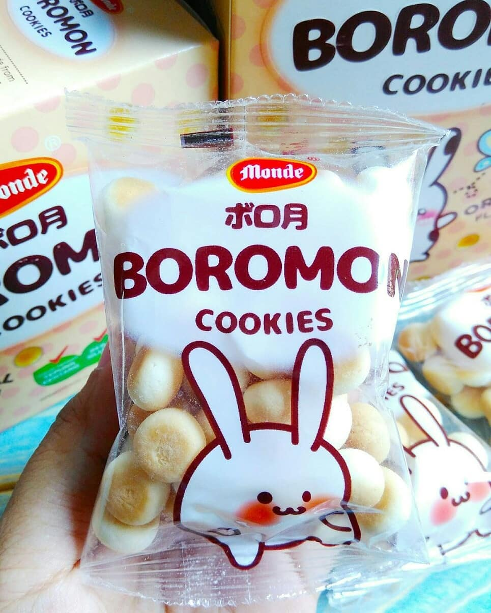 Monde BoroMon Cookies