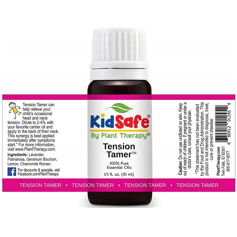 Tension Tamer KidSafe by Plant Therapy