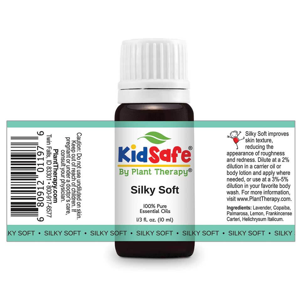 Silky Soft KidSafe by Plant Therapy