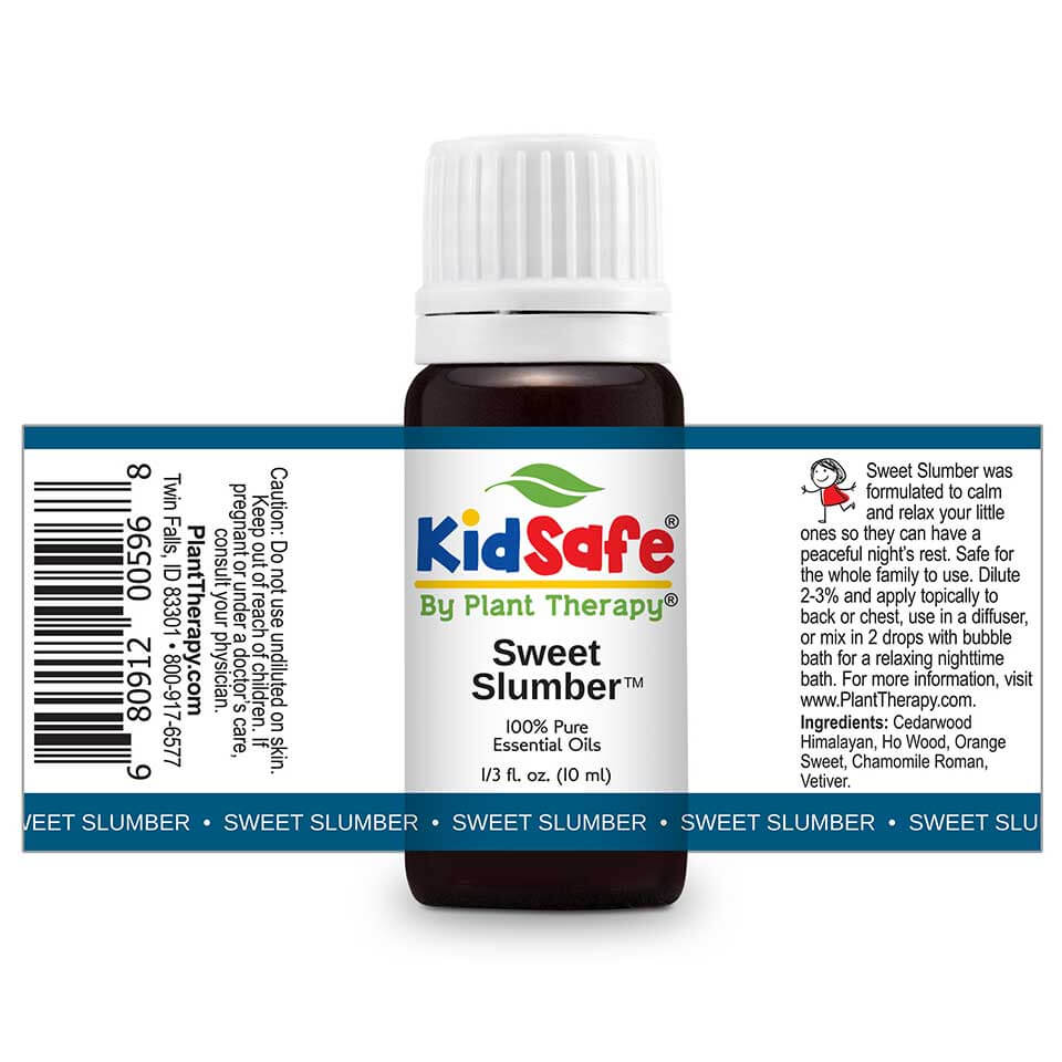 Sweet Slumber KidSafe by Plant Therapy