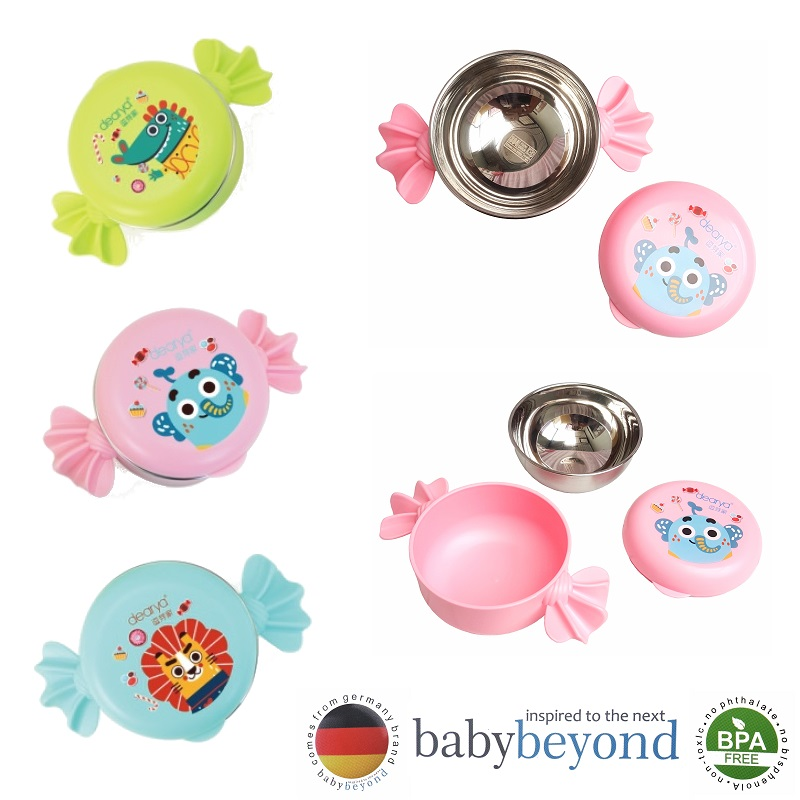 Baby Beyond Stainless Bowl Candy (1)