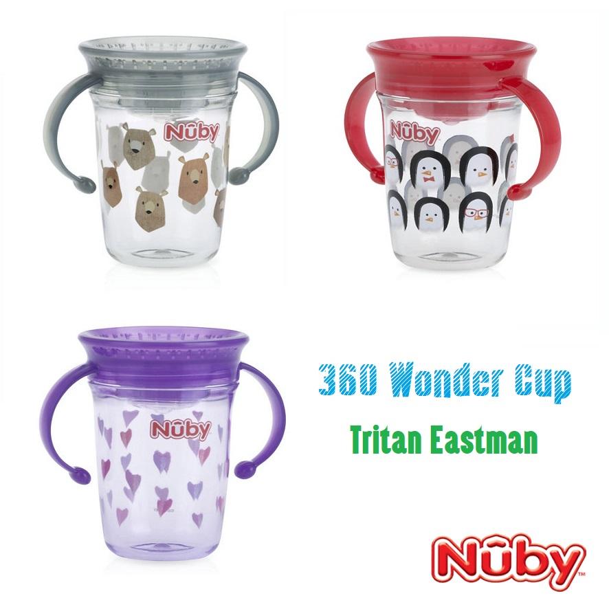 Nuby Wonder Cup Tritan Eastman 360