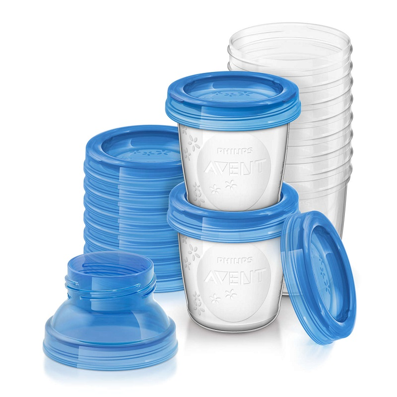 Philips Avent Breastmilk Storage Cups (1)