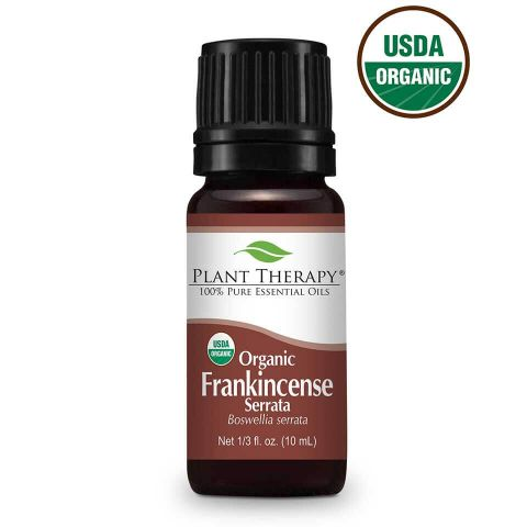 Plant Therapy Frankincense Serrata Organic 10ml