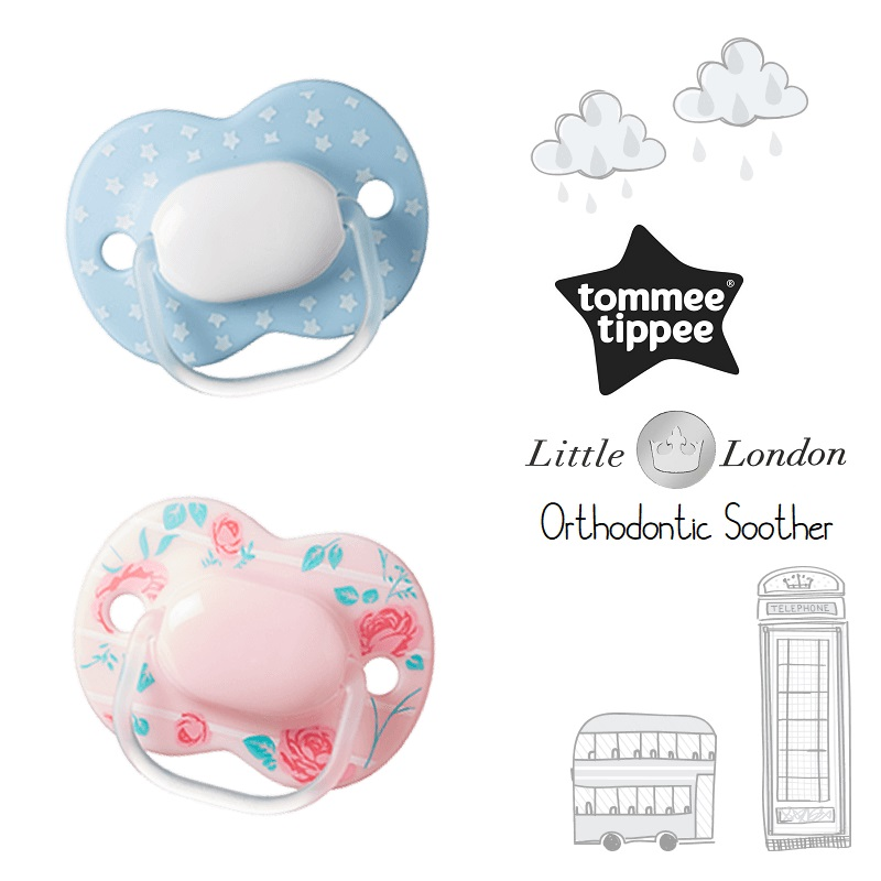 Tommee Tippee Little London Orthodontic Soother