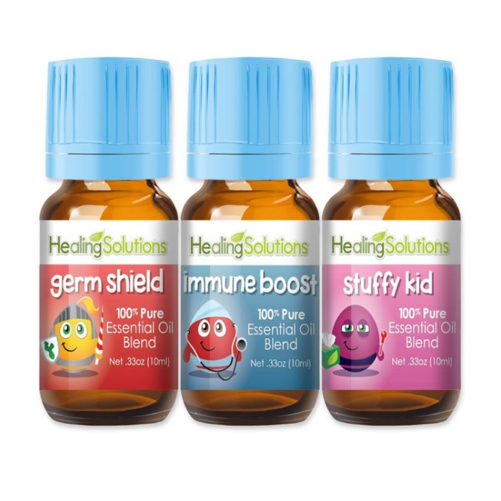 Healing Solutions Healthy Kids 3 Pack (2)