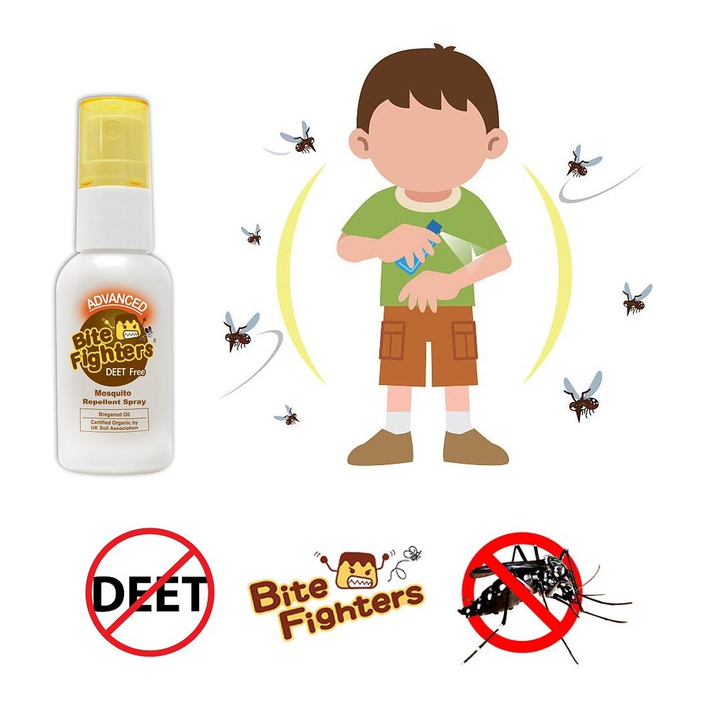 Bite Fighter Mosquito Repellent Spray