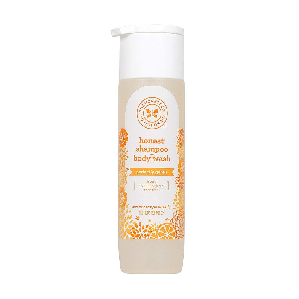 Honest Shampoo Plus Body Wash Perfectly Gentle