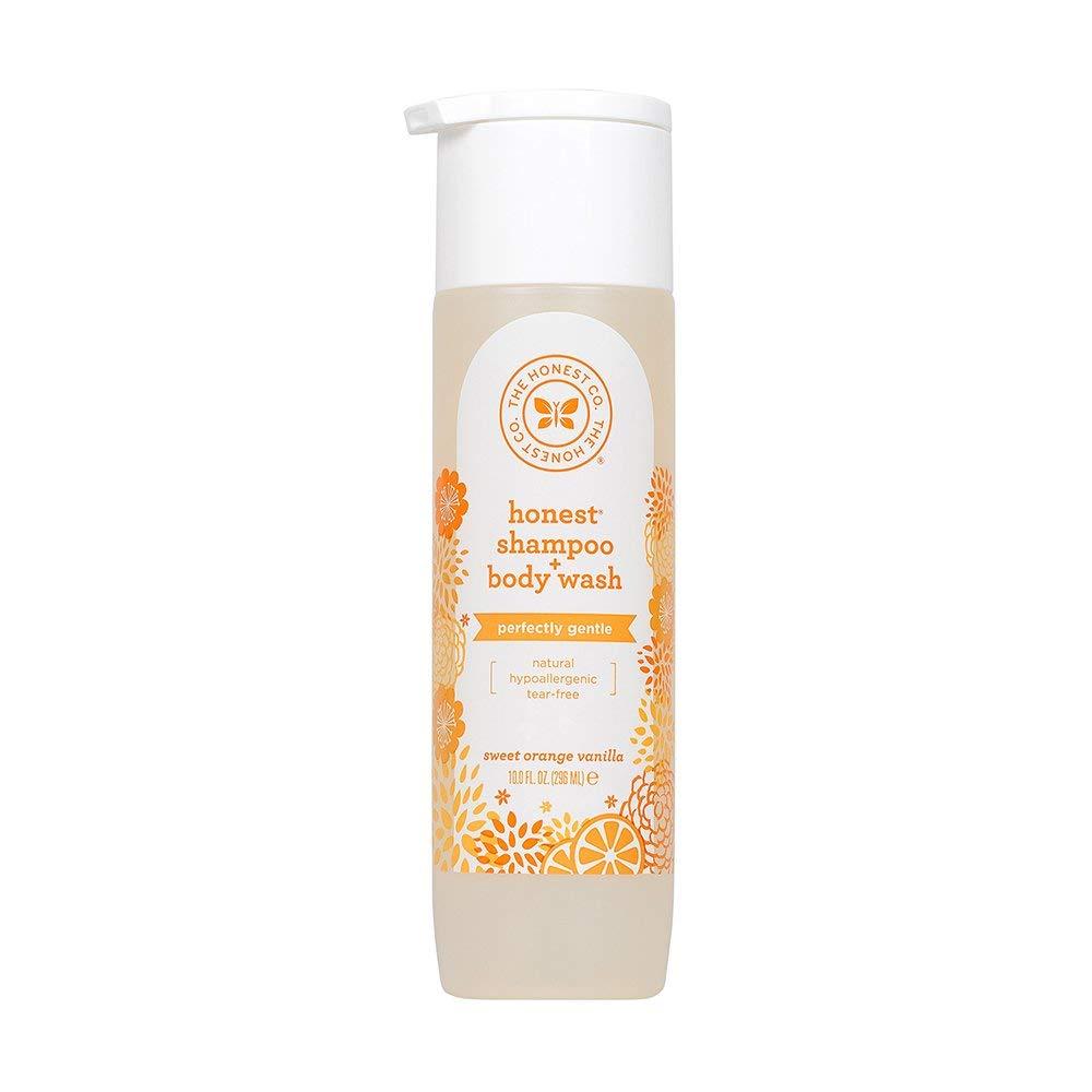 Honest Shampoo Plus Body Wash Perfectly Gentle