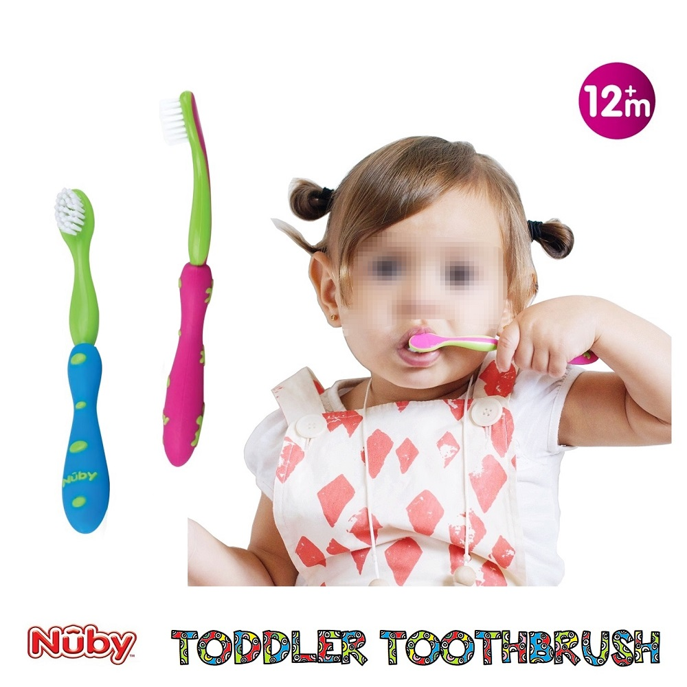 Nuby Toddler Toothbrush