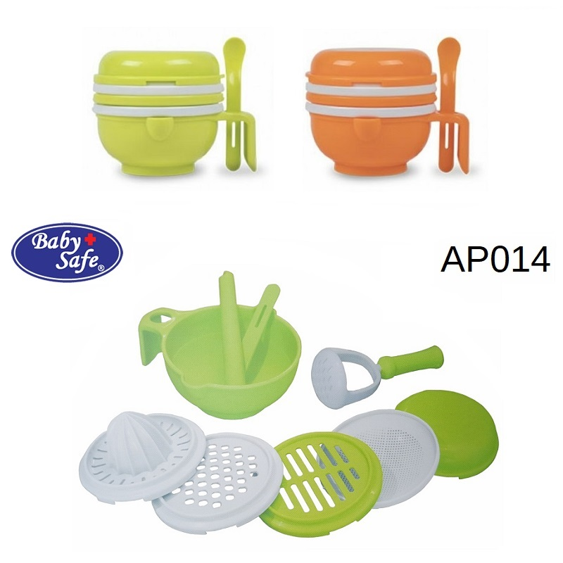 Baby Safe AP014 Multi Food Grinding Set
