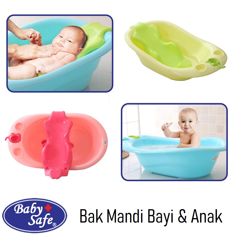Baby Safe Baby and Kids Bathtub BT02
