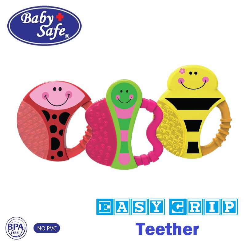 Baby Safe Easy Grip Teether