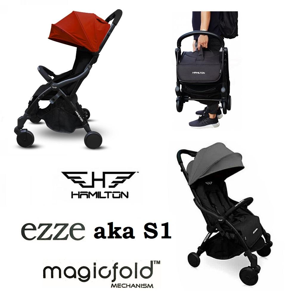 Hamilton Ezze Basic Stroller