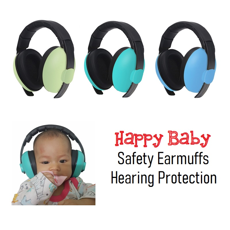 Happy Baby Safety Earmuffs