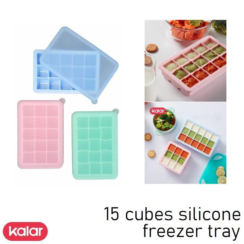 Kalar Baby Silicone Freezer Tray 15 Cubes