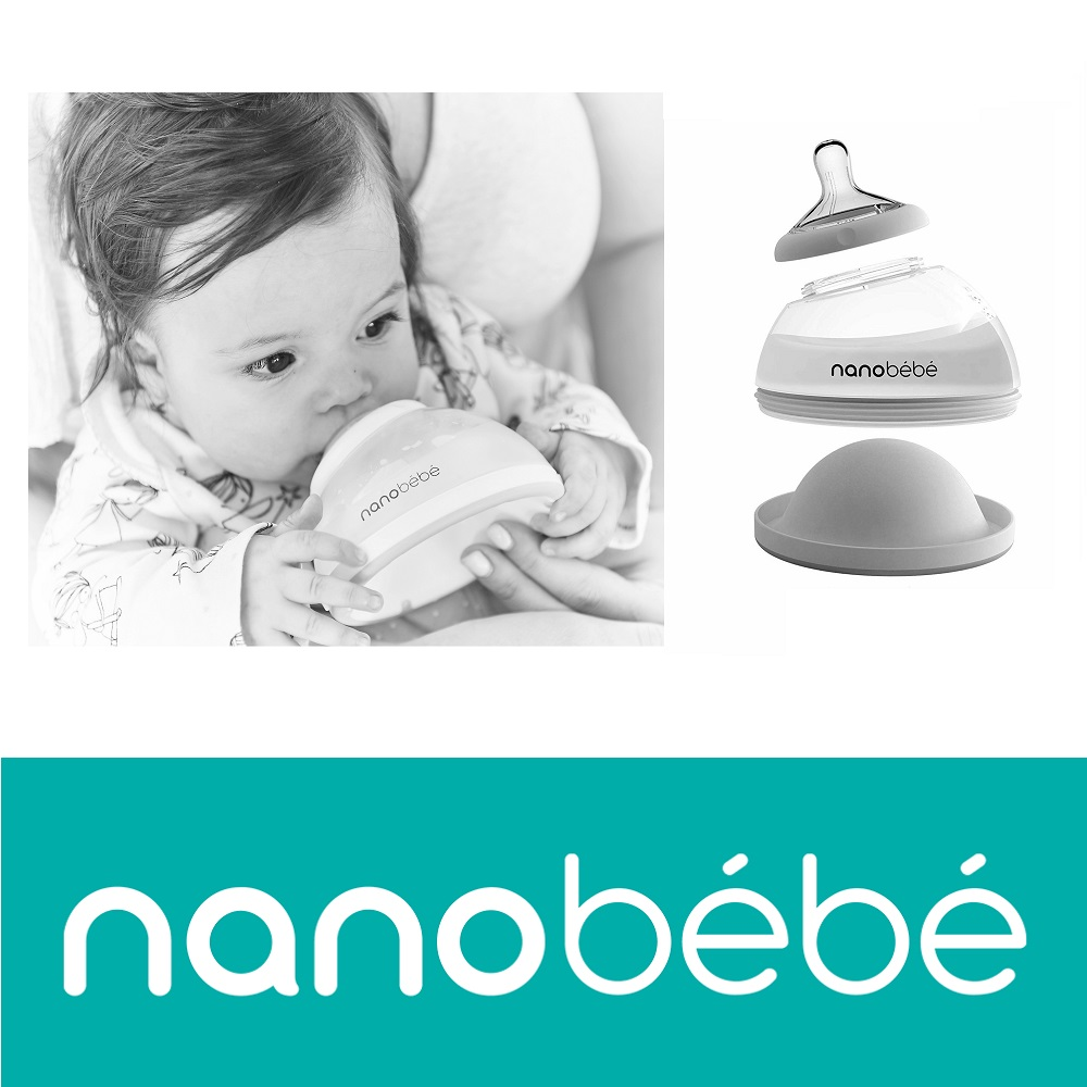 NanoBebe Breastmilk Bottle