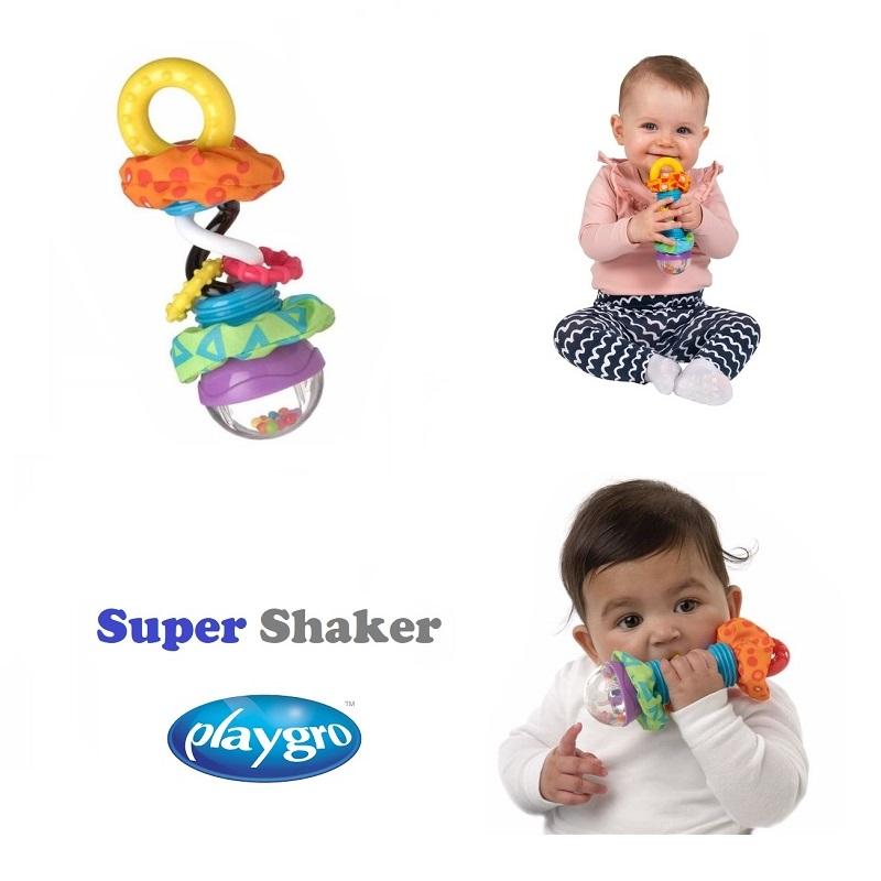 Playgro Super Shaker