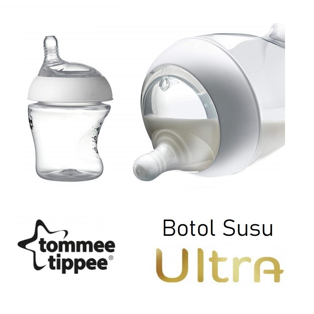 Tommee Tippee Botol Susu Ultra