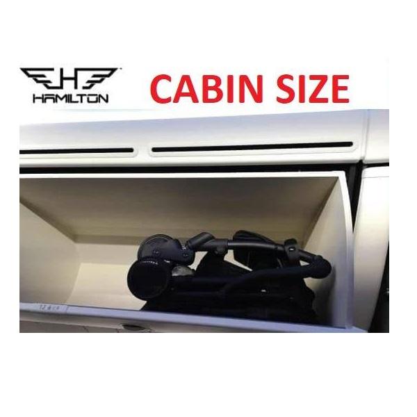 Hamilton Stroller Cabin Size
