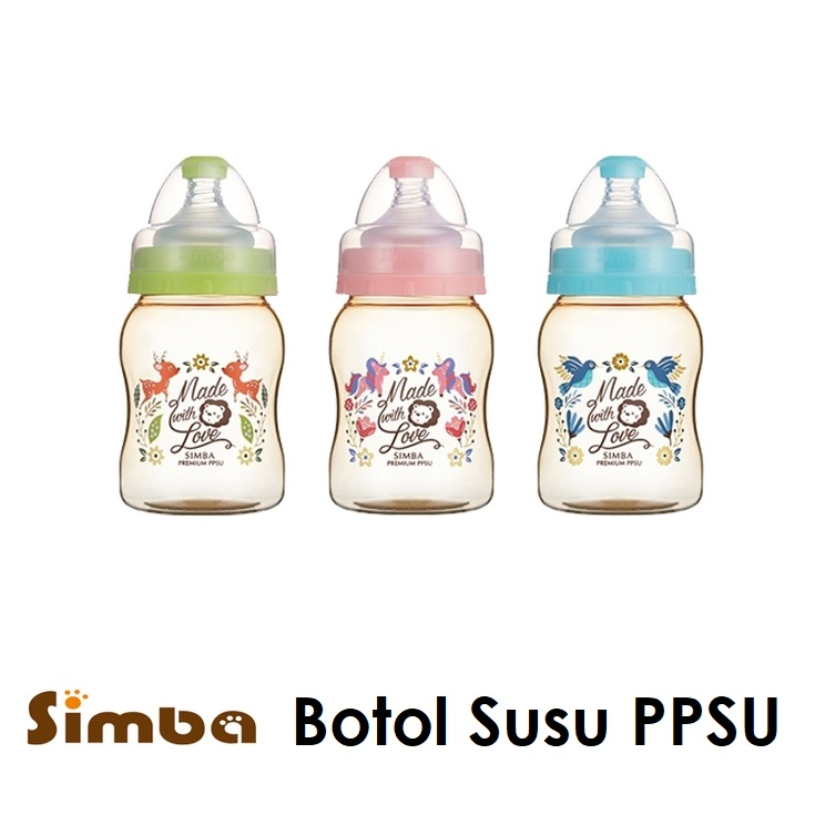 Simba PPSU Wideneck 200ml Baby Bottle Dorothy Wonderland