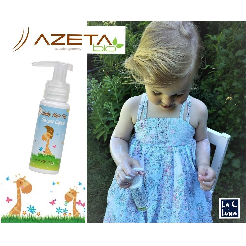 Azeta Bio Baby Hair Gel