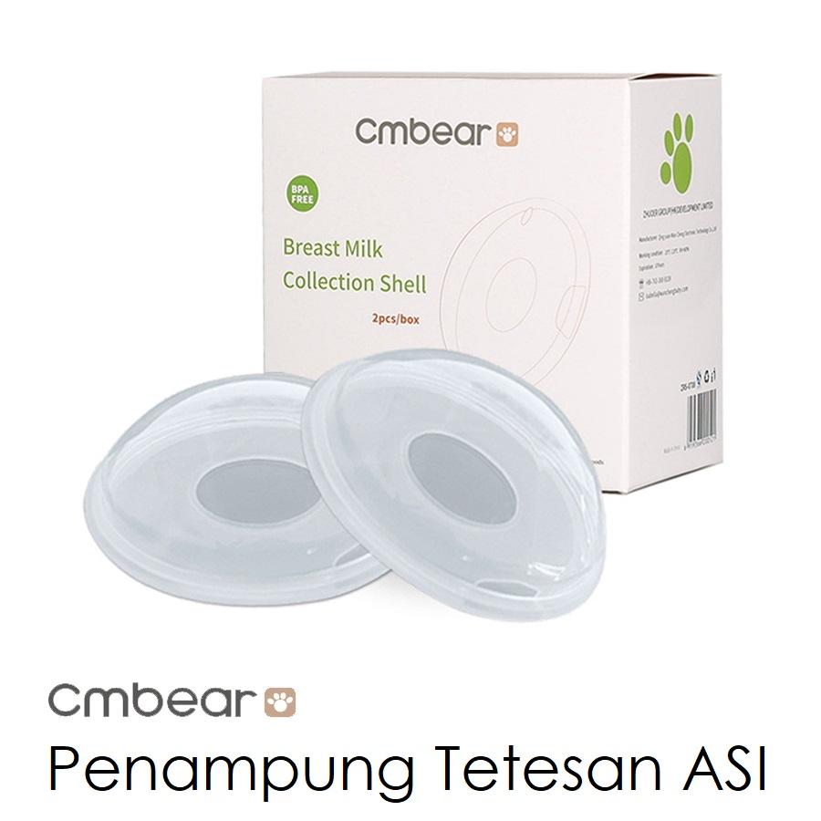 CMBear Penampung Tetesan ASI (1)