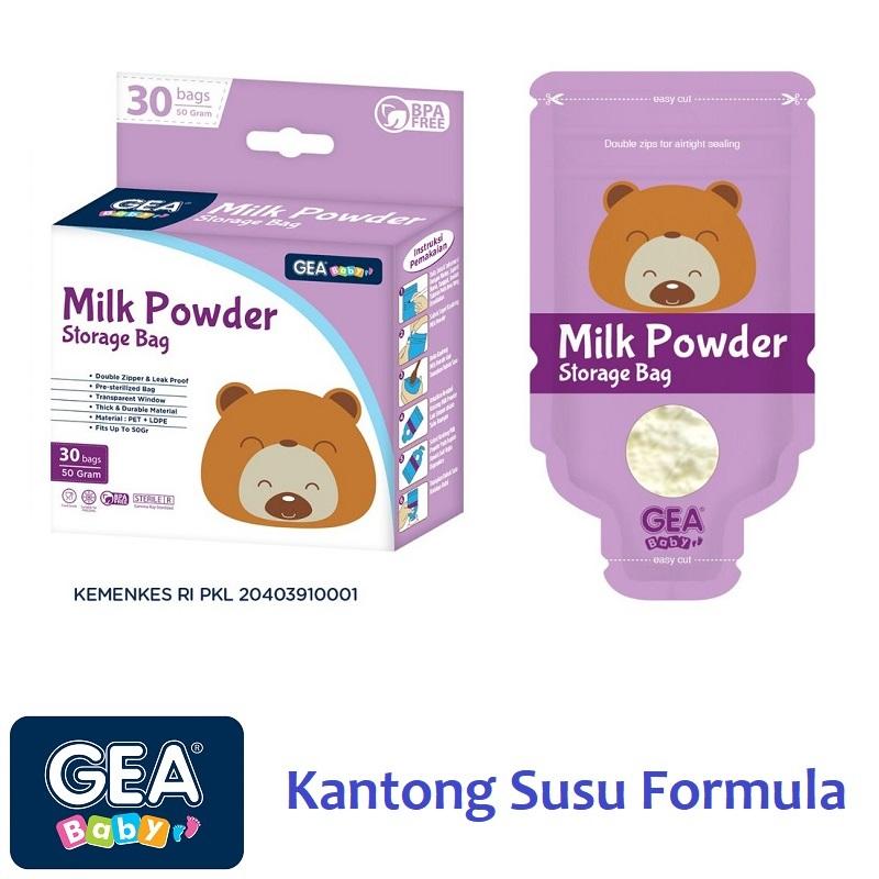 Gea Kantong Susu Formula