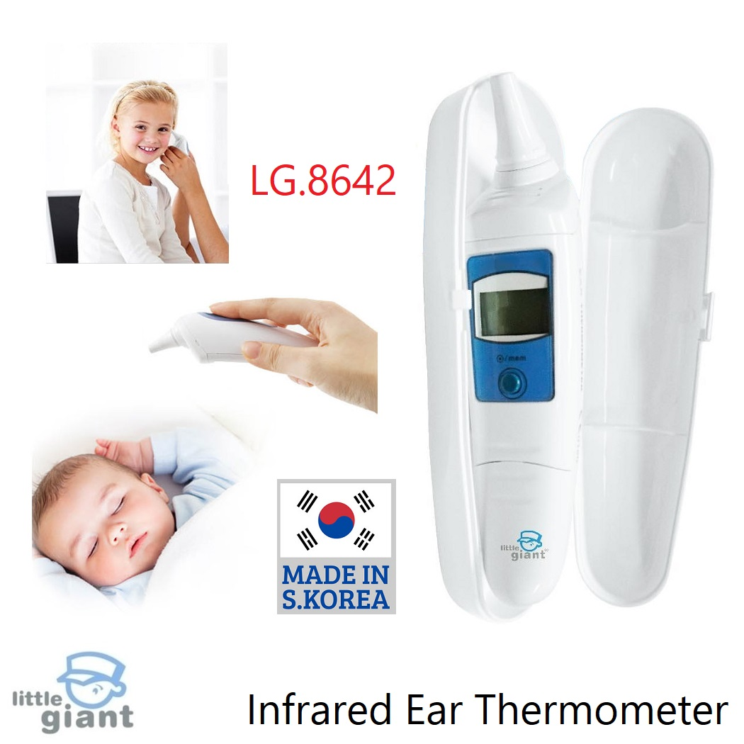 Little Giant Infrared Ear Thermometer LG8642