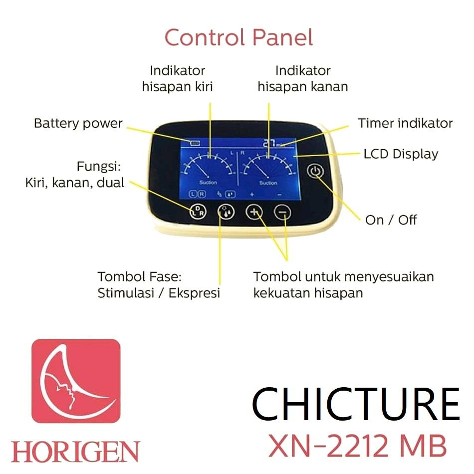 Horigen Chicture Control Panel