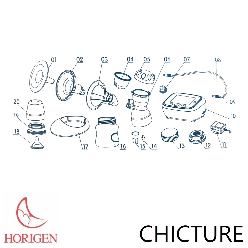 Horigen Chicture Part