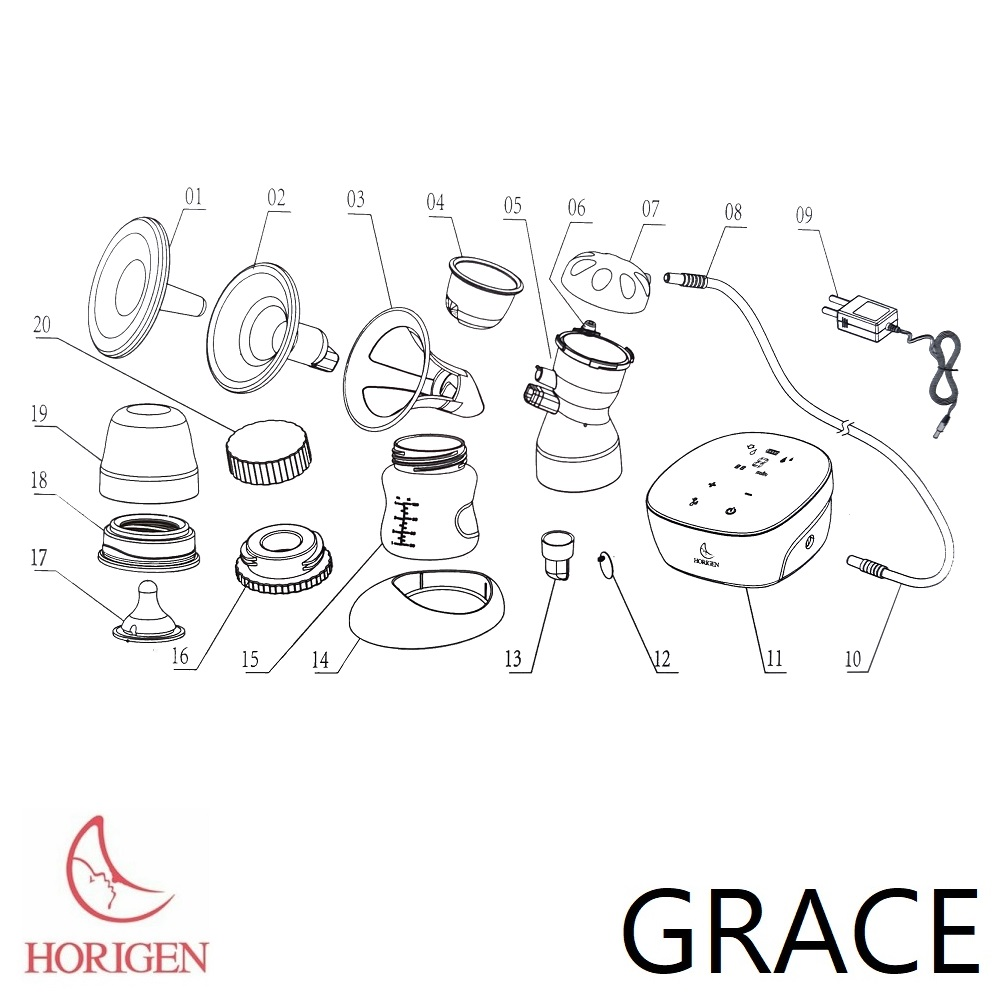 Horigen Grace (Part)