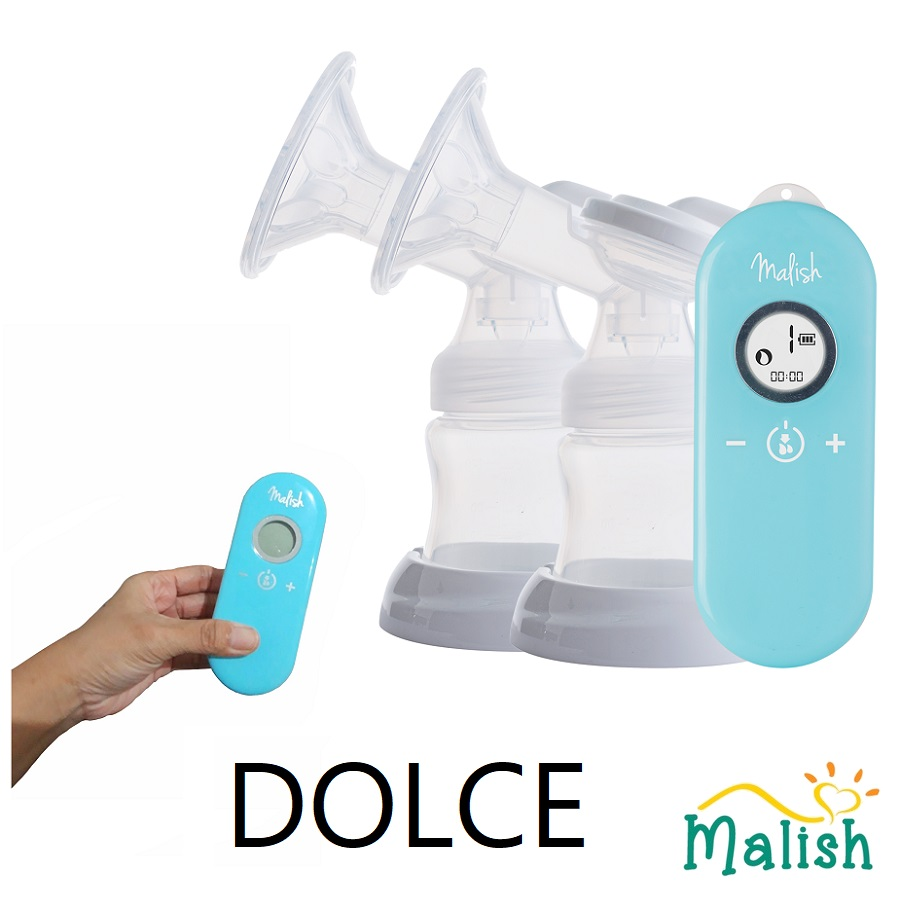 Malish Dolce Double Electric Breastpump