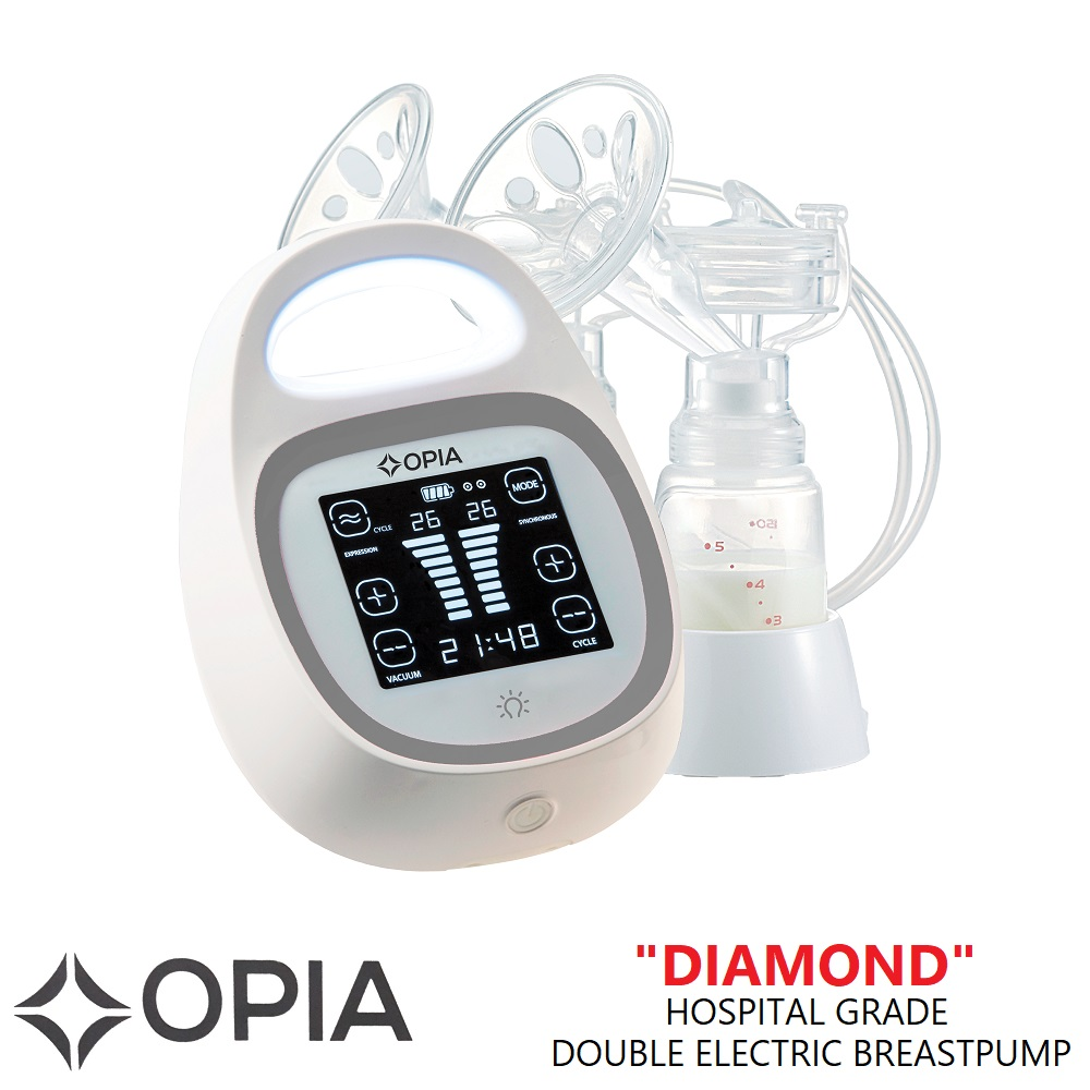 OPIA Diamond Breastpump