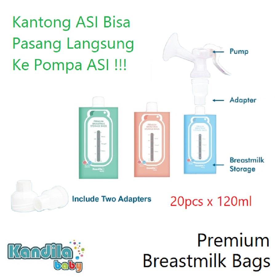 Kandila Premium Breastmilk Bags KDL005-1