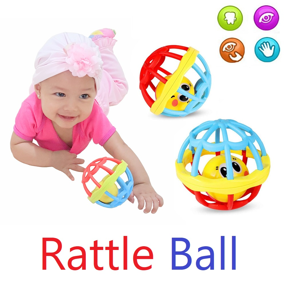 Rattle Ball Teether
