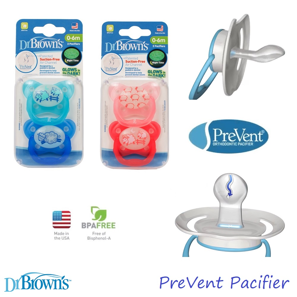 Dr Browns Pacifier PreVent