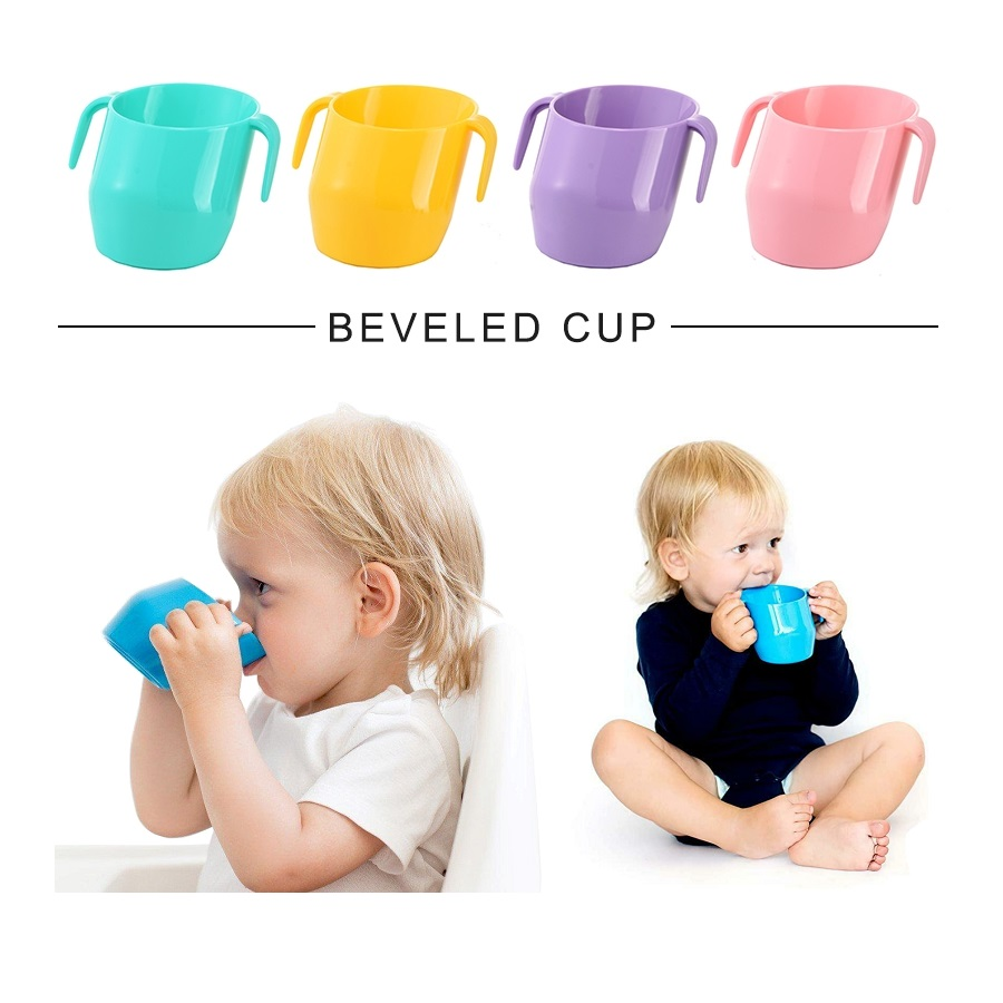 Beveled Cup Training Open Cup