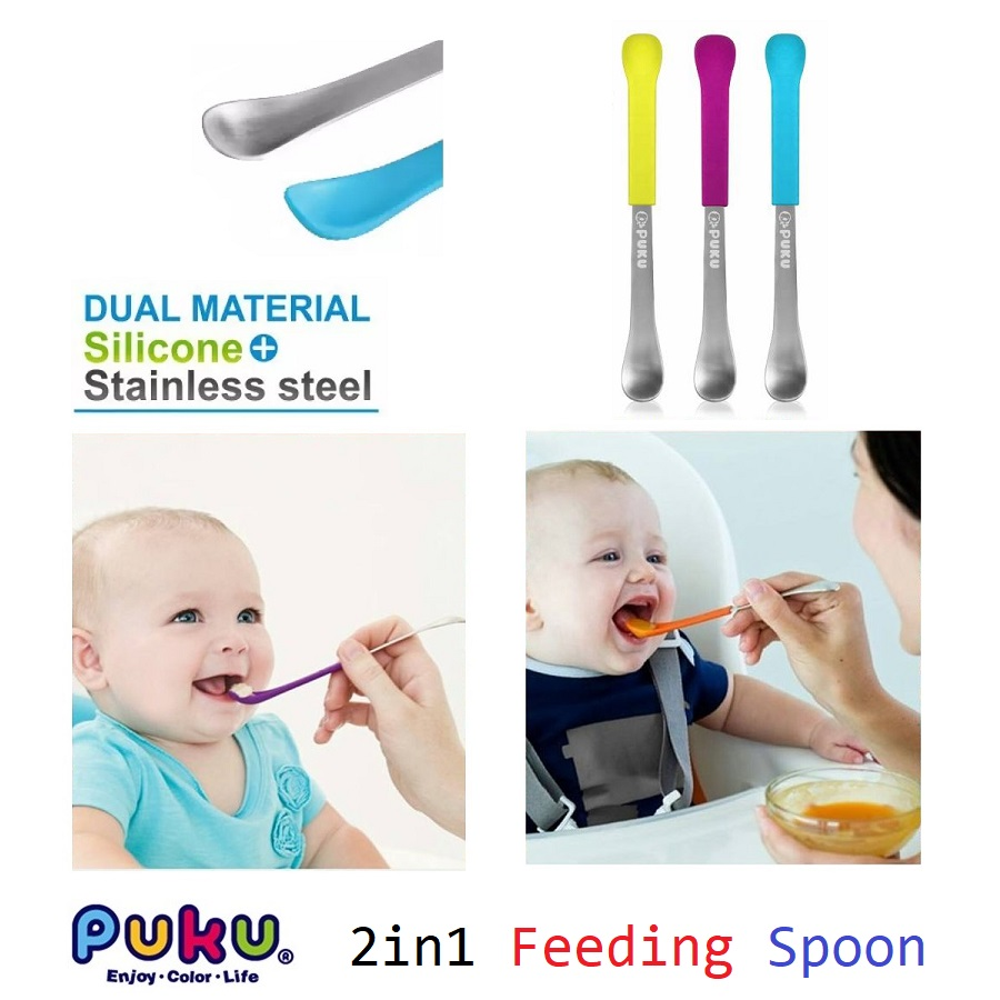 Puku 2in1 Feeding Spoon (1)