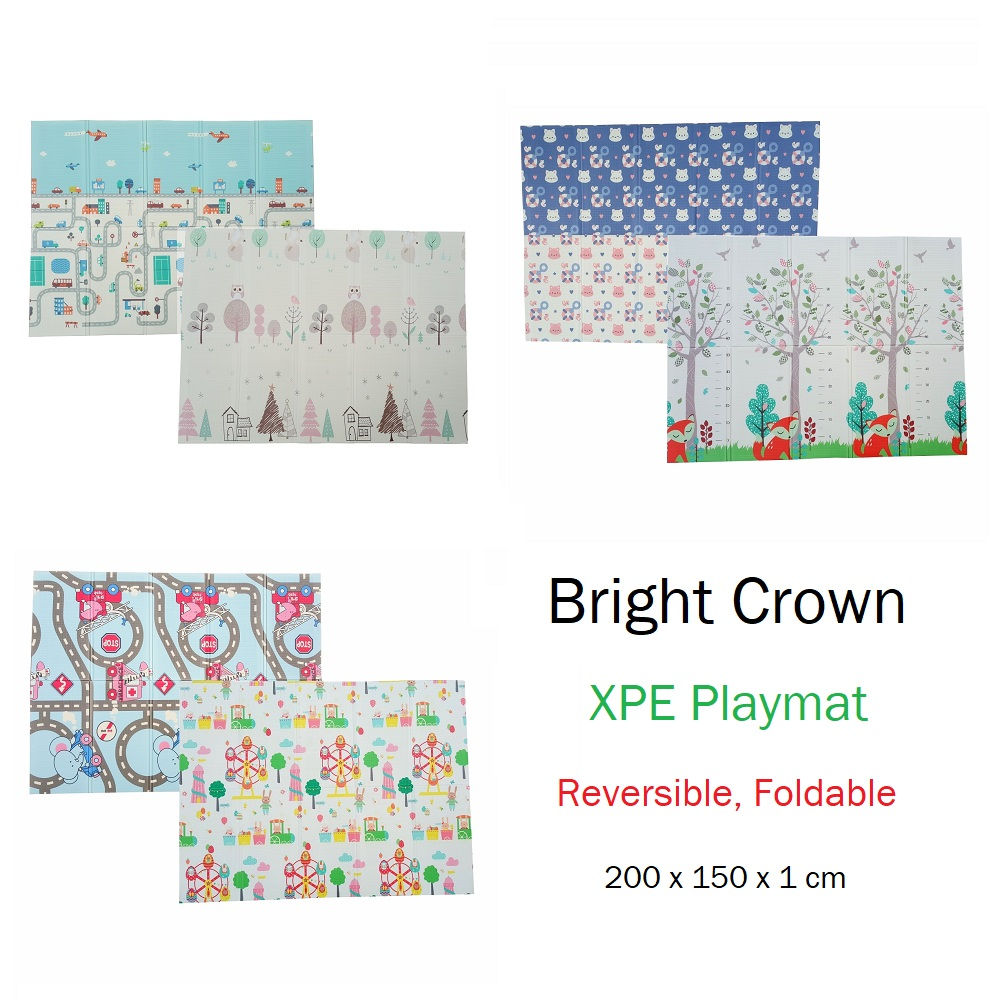 Bright Crown XPE Play Mat (1)