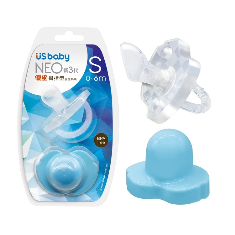 USBaby NEO Pacifier 3rd Generation (1)