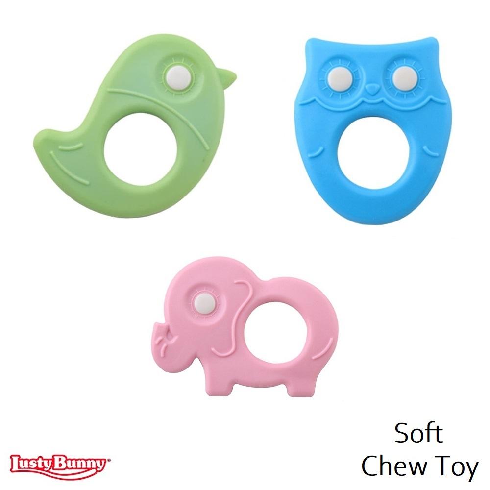 Lusty Bunny Soft Chew Toy