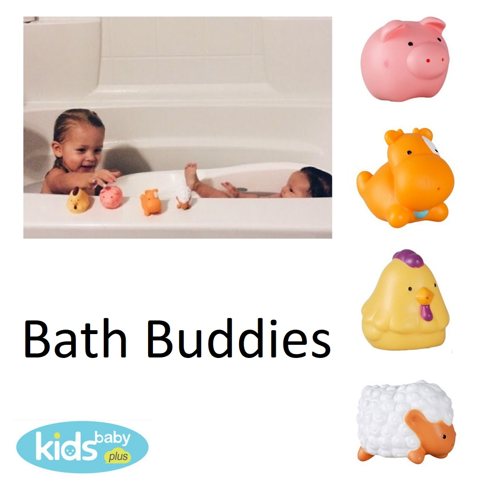 Kids Baby Plus Bath Buddies (0)