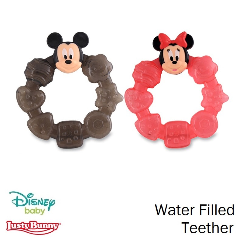Lusty Bunny Disney Waterfilled Teether (1)