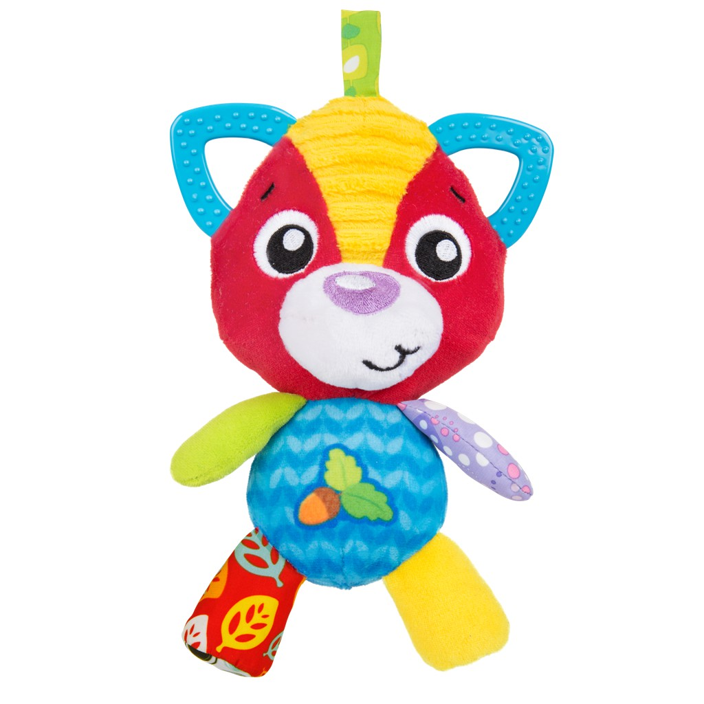 Playgro Felix Fox Sensory Friend (1)